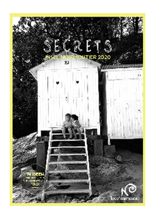 Das Secrets Magazin 2020-Footer