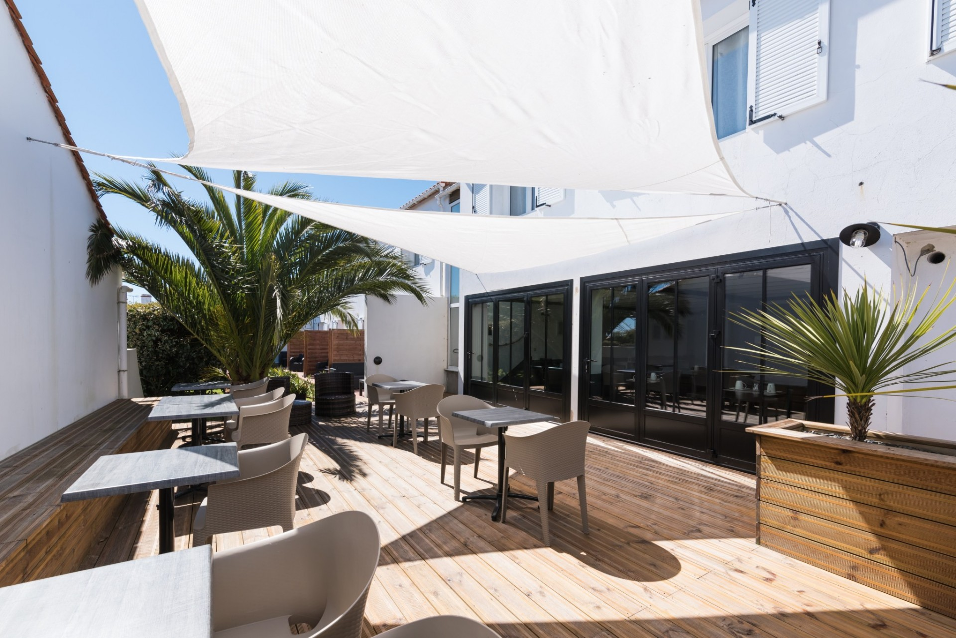 H tel ancre marine spa thalgo h tel 3 toiles noirmoutier - Hotel noirmoutier en ile ...