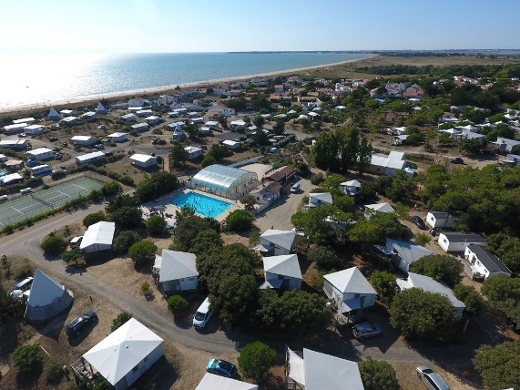 Campings  Noirmoutier  Hbergements En Vende