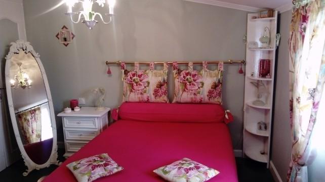 la chambre d 39 emilie chambres d 39 h tes noirmoutier. Black Bedroom Furniture Sets. Home Design Ideas