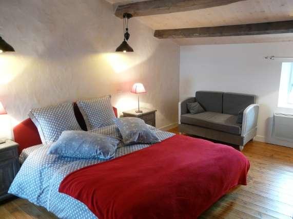 la ferme des 5 chemins chambres d 39 h tes noirmoutier. Black Bedroom Furniture Sets. Home Design Ideas