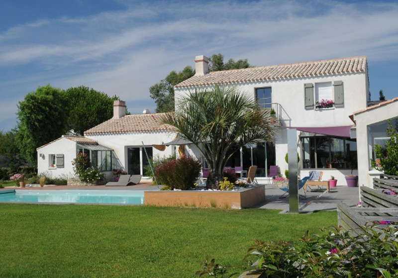 Bed and breakfast villa tobago chambres d 39 h tes noirmoutier - Chambres d hotes ile de noirmoutier ...