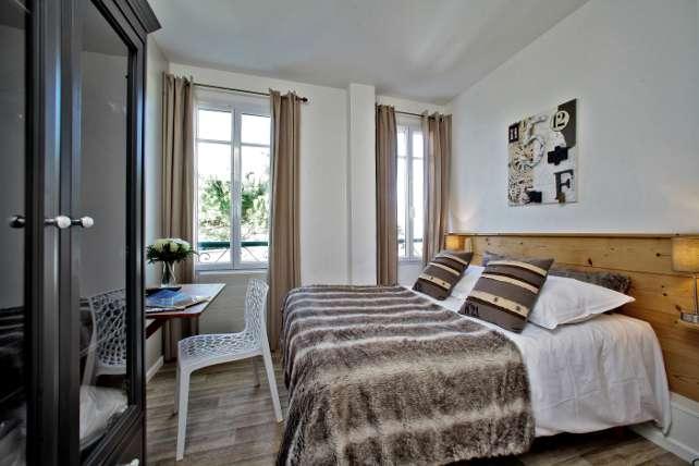 h tel la chaize h tel 3 toiles noirmoutier. Black Bedroom Furniture Sets. Home Design Ideas
