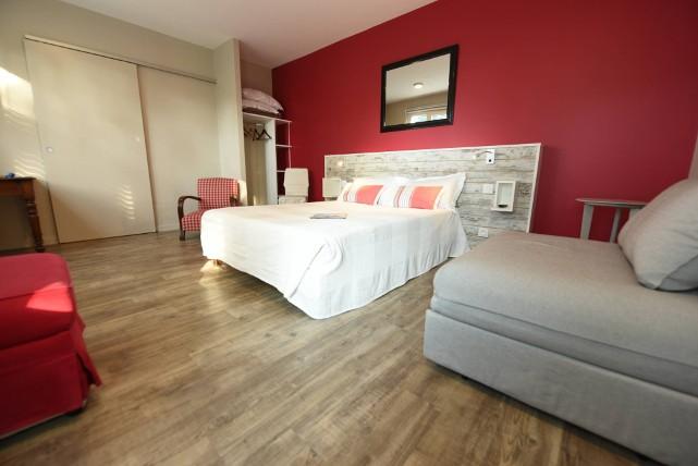 h tel esperanza h tel non class noirmoutier. Black Bedroom Furniture Sets. Home Design Ideas