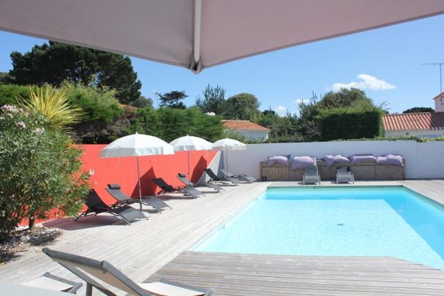 Ile De Noirmoutier Hotel La Villa En L
