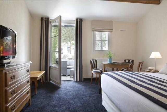 h tel les prateaux h tel 3 toiles noirmoutier. Black Bedroom Furniture Sets. Home Design Ideas