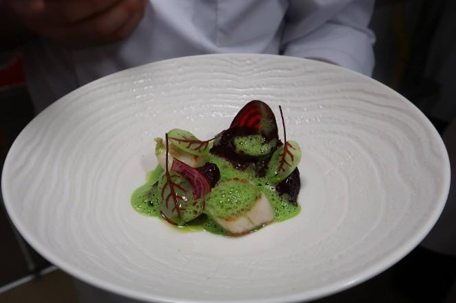 La marine restaurant gastronomique noirmoutier for Adresse maison blanche