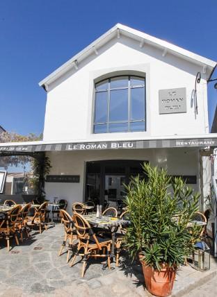 Ile De Noirmoutier Restaurants 2019 Le Roman Bleu