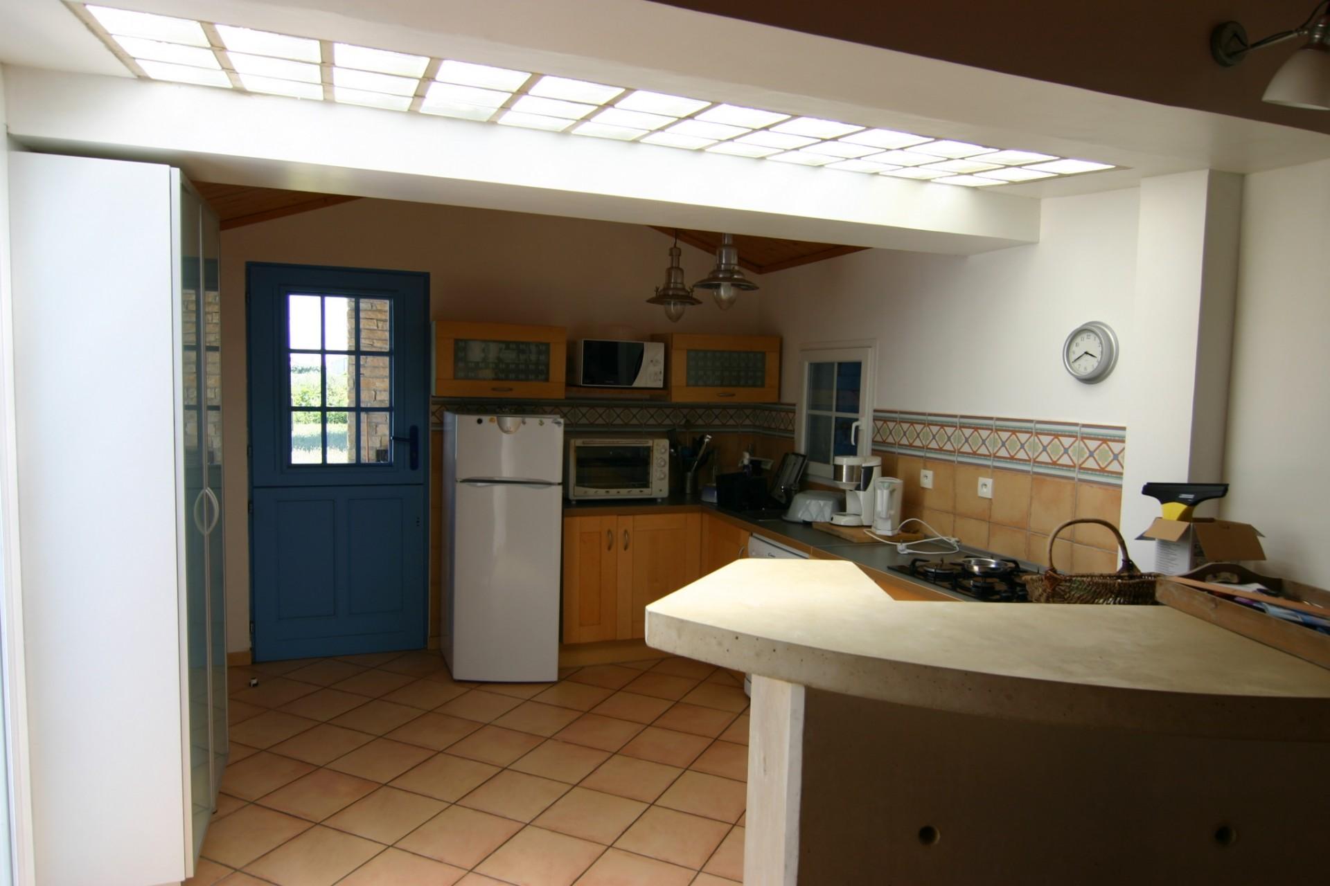 Mais l803 ile de noirmoutier l 39 herbaudiere villa for Camping ile de noirmoutier avec piscine