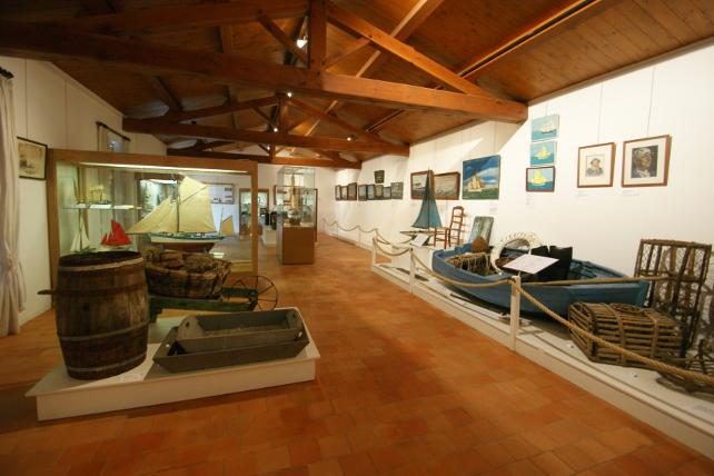 Noirmoutier island's traditions Museum