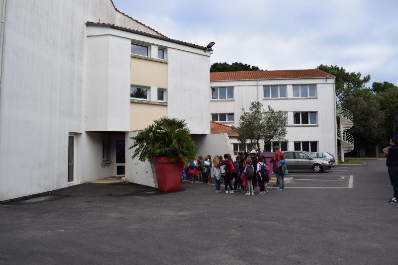 Group accomodation Les Lutins