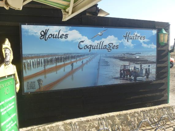 La Godaille - Oysters and ussels