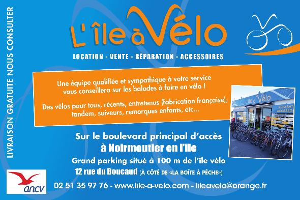 L'Ile à Vélo bike hire