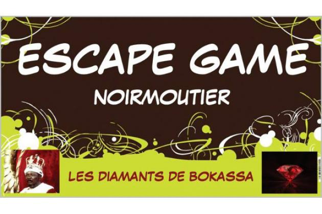 Escape Game - Les diamants de Bokossa