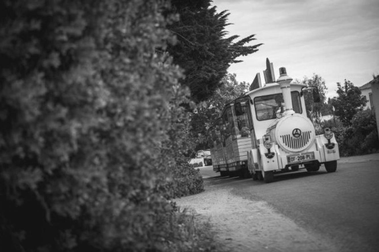 Le petit train de Noirmoutier